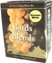 Bards Grape Blends 7-Day Italian White Wine Kit